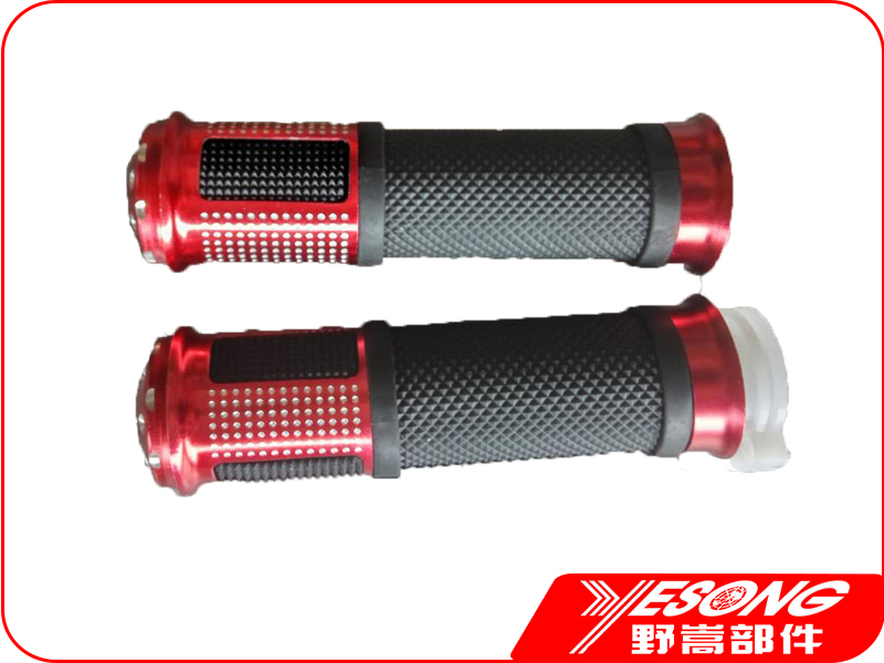 Handle Rubber Red